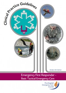 Emergency First Responder BTEC PHECC