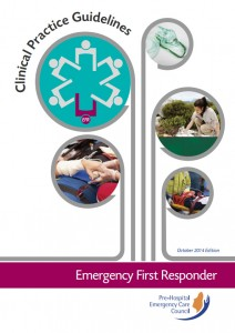 Emergency First Responder PHECC