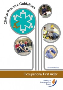 Occupational First Aider PHECC