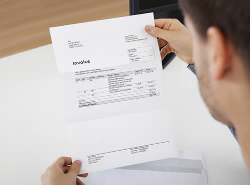 Invoice printing Dublin Ireland | Sooner Than Later