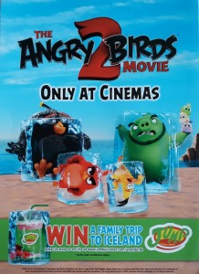 sooner-than-later-jump-juice-poster-featuring-angry-birds