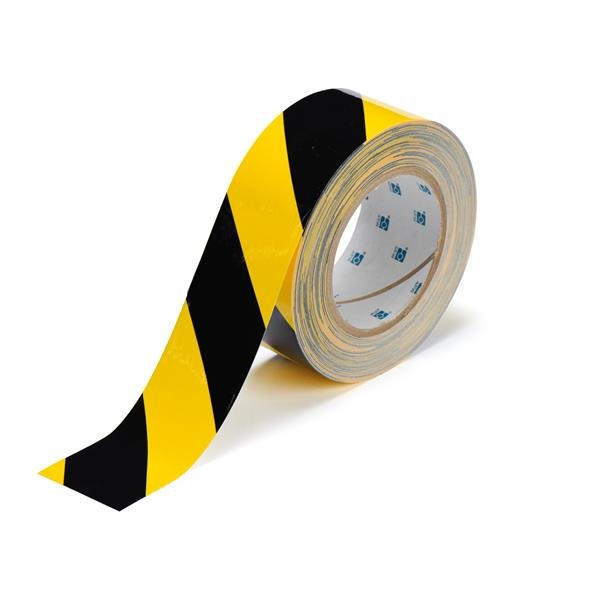 Black & Yellow Floor Tape