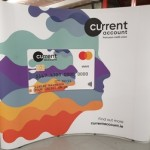 Pop up display unit digitally printed by Sooner than Later